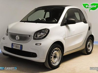 second-hand Smart ForTwo Coupé 1.0 Youngster 71cv twinamic