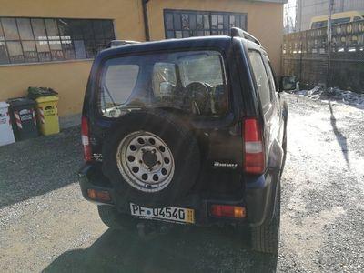 brugt Suzuki Jimny - 2007