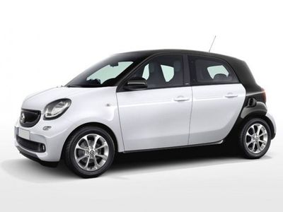 brugt Smart ForFour 90 0.9 Turbo twinamic Passion