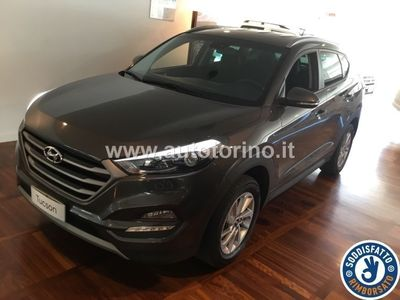 usata Hyundai Tucson TUCSON1.6 gdi Comfort Plus Pack 2wd