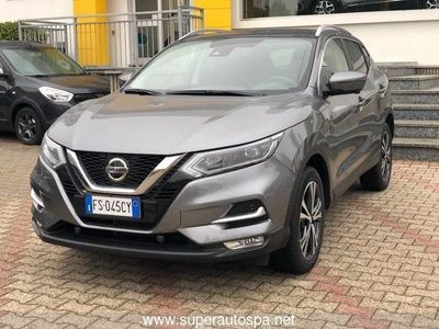 gebraucht Nissan Qashqai 1.2 dig-t N-Connecta 115cv