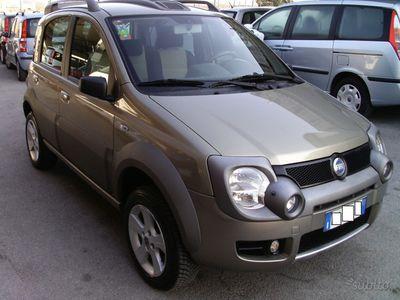 brugt Fiat Panda Cross 4x4 1.3 MJT