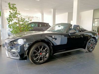 usata Abarth 124 Spider 1.4 Turbo MultiAir AT 170 CV - OCCASIONE -
