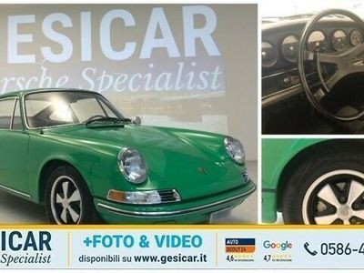 usata Porsche 911 2.2 T - anno 1970 - Conda Green color
