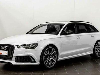 usata Audi RS6 Avant 4.0 TFSI quattro tiptronic performance