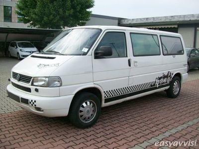 brugt VW Transporter Transp. 2.5 TDI 102CV PL 4WD Kombi