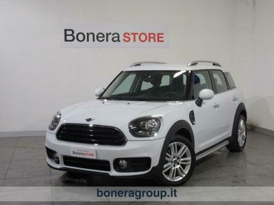 usata Mini Cooper D 2.0 TwinPower TurboBusiness Steptronic