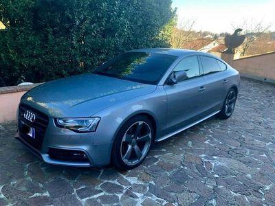 usata Audi A5 SPB 2.0 TDI 190 CV clean diesel quatt