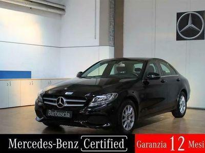 usata Mercedes C180 Classe C (W/S205)d Automatic Business