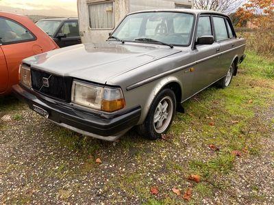 usata Volvo 244 turbo benzina d epoca