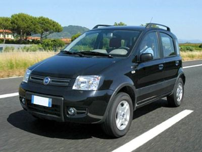 "usata Fiat Panda 4x4 1.2 Climbing ""UNIPROPRIETARIO"" rif. 11654941"