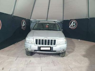 usata Jeep Grand Cherokee 2.7 CRD cat Overland