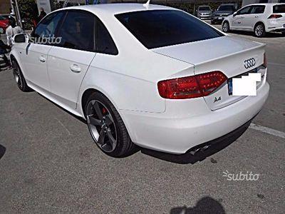 usata Audi A4 2.0 TDI 183CV Sline Stronic Navi Led Xenon