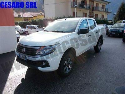 usata Fiat Fullback 2.4 150CV Doppia Cabina SX S&S