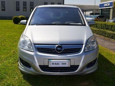 usado Opel Zafira Zafira 1.7 CDTI 125CV Cosmo1.7 CDTI 125CV Cosmo