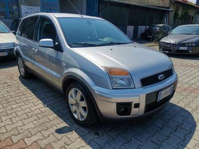 usata Ford Fusion 1.6 TDCi 5p. Collection