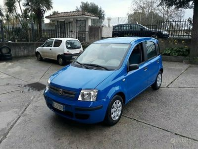 usata Fiat Panda 1.2 benzina dinamic anno 2003/11