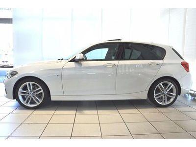 usata BMW 125 D M SPORT 225 CV PELLE C/AUTOM. NAVI TETTO PDC