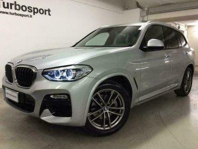 usata BMW X3 20 d Msport xDrive Steptronic