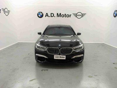 usata BMW 750 d xDrive Eccelsa