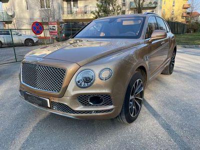 usata Bentley Bentayga Diesel