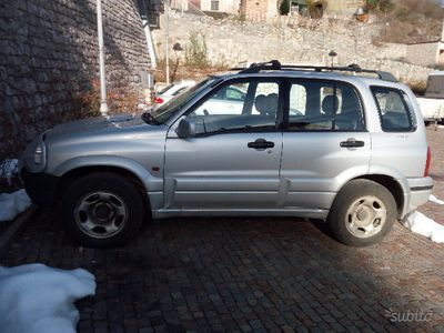 brugt Suzuki Grand Vitara - 2001