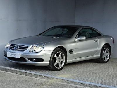 usata Mercedes SL55 AMG Kompressor cat AMG