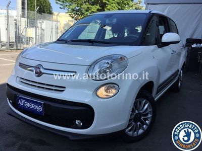 brugt Fiat 500L 500L0.9 t.air t. natural power Easy 80cv