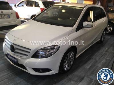 usata Mercedes B180 CLASSE Bcdi Executive auto