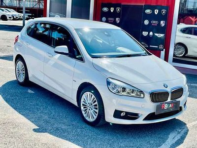 usata BMW 218 Active Tourer/Luxury/automatica/rate/permute/unipr