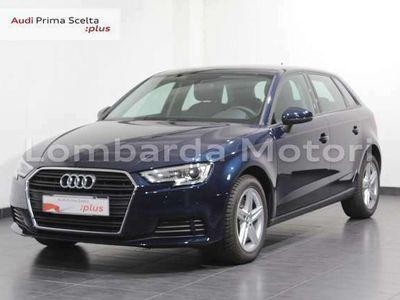usata Audi A3 Sportback 30 1.6 tdi 116cv s-tronic