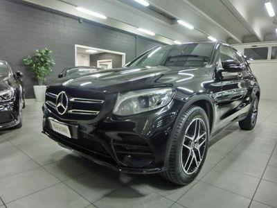 usata Mercedes GLC220 d 4matic premium pack night - amg pack
