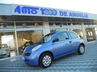 usata Nissan Micra 1.0 *** OLTRE 20 KM AL LITRO! OK NEO-PATENTATO ***