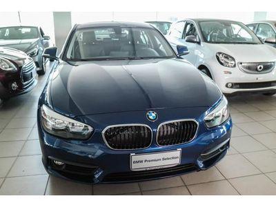 usata BMW 118 SERIE 1 d 5p. Business