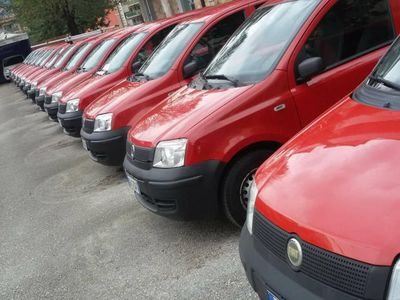 usata Fiat Panda Stock 1.3 MJT Van Active 2 posti