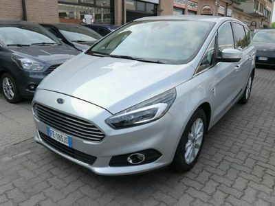 usata Ford S-MAX 2.0 TDCi 150CV S&S Powershift 7p.ti Titanium Business