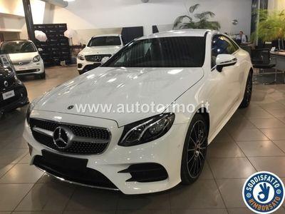 begagnad Mercedes E220 CLASSE E COUPÉ4MATIC Premium