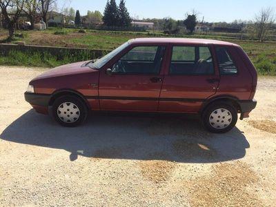 usata Fiat Uno sx anno 1992 immacolata km 70000