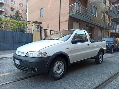 usata Fiat Strada 1.9 diesel Pick-up UNICO PROPRIETARIO SOLO 55000KM