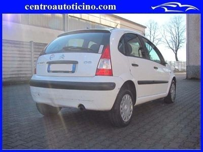 gebraucht Citroën C3 1.4 HDi 70CV Van Vetrata