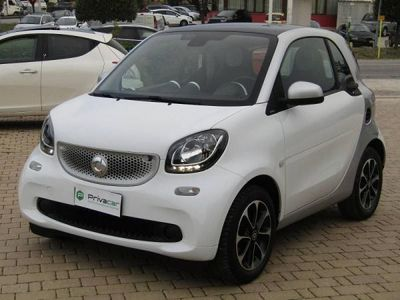 usata Smart ForTwo Coupé fortwo 1ª serie70 1.0 Passion
