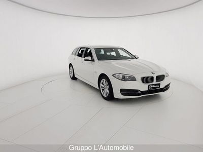 used BMW 520 d touring Business 190cv auto