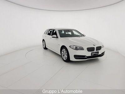 usata BMW 520 d touring Business 190cv auto