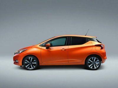 usata Nissan Micra IG-T 100 5 porte Acenta