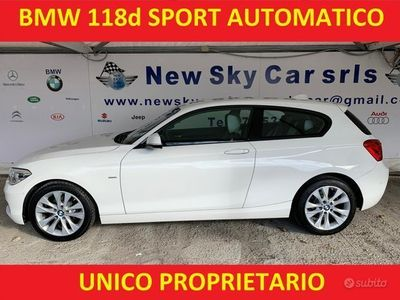 usata BMW 118 Coupé 118d 3p. Sport
