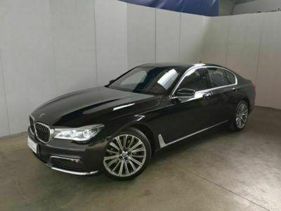 usata BMW 730 Serie 7 d xDrive Eccelsa del 2019 usata a Olgiate Olona