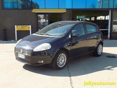 usata Fiat Grande Punto 1.4 gpl 5p - ok neopatentati