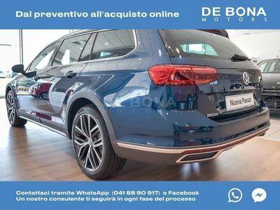 usata VW Passat all. 2.0 tdi 4motion 190cv dsg