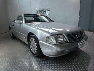 usado Mercedes SL320 SL 320STEPTRONIC 2+2
