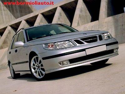 usata Saab 9-5 2.2 turbodiesel TiD S.W. Vector